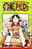 Eiichiro Oda One Piece volume 2