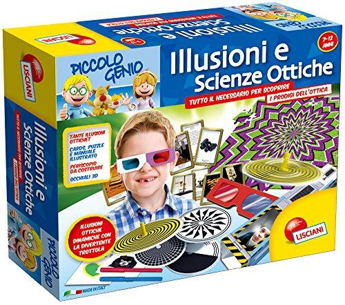 Piccolo Genio 46355 - Illusioni e Scienze Ottiche