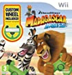Madagascar: Kartz - Wheel Bundle (Wii)  - Wii Remote Not Included