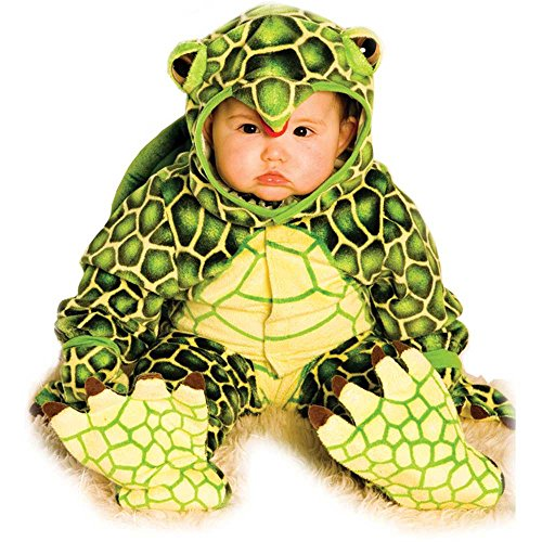 Green Turtle Baby Costume - 6-12 Months