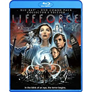 Lifeforce: Collector's Edition [Blu-ray]