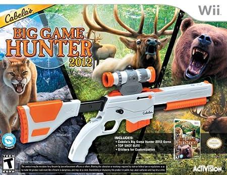 Cabela's Big Game Hunter 2012 with Top Shot Elite
