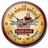 Busted Knuckle Garage BUST046 Shop Clock