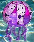 Inflatable Jellyfish Pool Light (Purple)