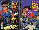 img - for Batman: Two-Face Strikes Twice Book One (1) Flip Book book / textbook / text book