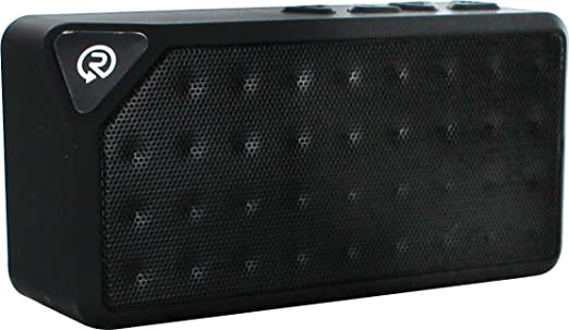 Replay Audio Wireless Bluetooth Speaker - Black
