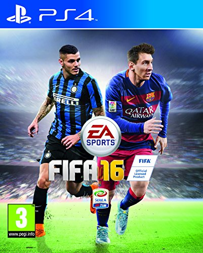 Electronic Arts Sw Ps4 1024336 FIFA 16