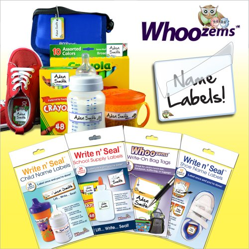Child Labeling Daycare Value Kit