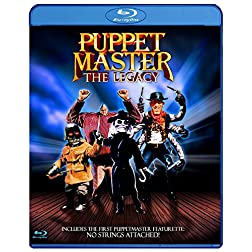 Puppet Master The Legacy Blu-ray [Blu-ray]