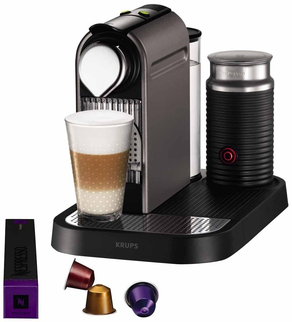 Krups Nespresso Umilk Krups Yy1472fd Nespresso Citiz