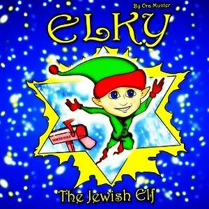 Elky the Jewish Elf Audiobook