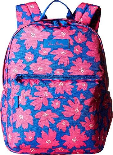 c6cfebe989 Vera Bradley Lighten Up Just Right Backpack (Art Poppies)