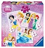 Ravensburger 3-in-1 Disney Princess Friends Box