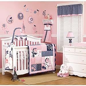 Amazon Com Cocalo Madison 9 Piece Crib Bedding Set