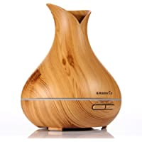 Easehold 400ml Essential Oil Aroma Diffuser (Wood Grain)