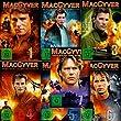 MacGyver - die komplette Serie Staffel 1-7 [38 DVD Boxset] - Deutsche Originalware