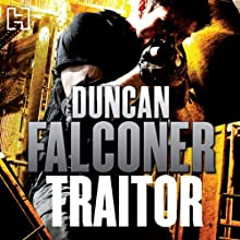 Traitor (       UNABRIDGED) by Duncan Falconer Narrated by Jonathan Keeble