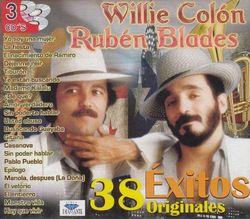 Ruben Blades - Exitos - Zortam Music