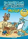 en route pour les vacances avec les petits mythos par Cazenove