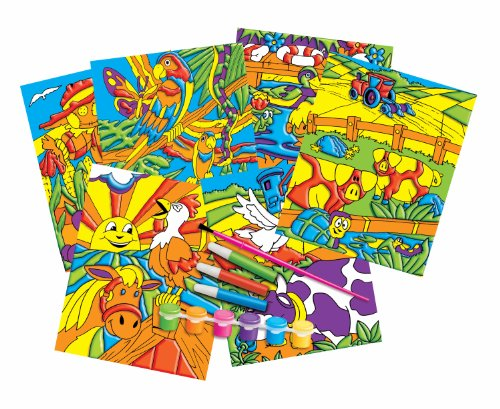 MegaBrands Puff Painting Activity Kit