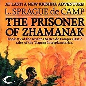 The Prisoner of Zhamanak Audiobook