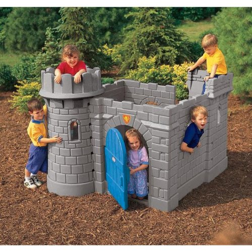 An Image of Little Tikes Classic Castle