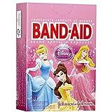 Band-Aid Brand Disney Princess Sterile Adhesive Bandages - 60 pcs