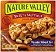 Nature Valley Sweet & Salty Nut Granola Bars, Roasted Mixed Nut, 6-count, (Pack of 6)