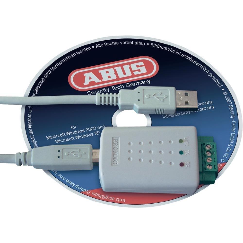 ABUS FU9099 USBProgrammierkabel für  Kundenbewertung und Beschreibung
