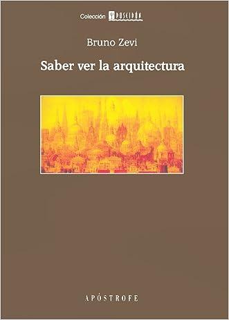 Saber ver la Arquitectura (Spanish Edition)