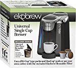 Ekobrew Universal K-Cup Brewer for Keurig 2.0 and 1.0 K-cups made by Ekobrew