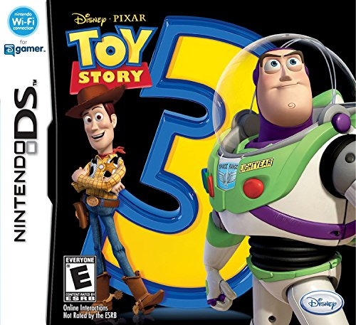 Toy Story 3 The Video Game - Nintendo DS - 1