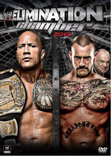 WWE エリミネーション・チェンバー2013 [DVD]