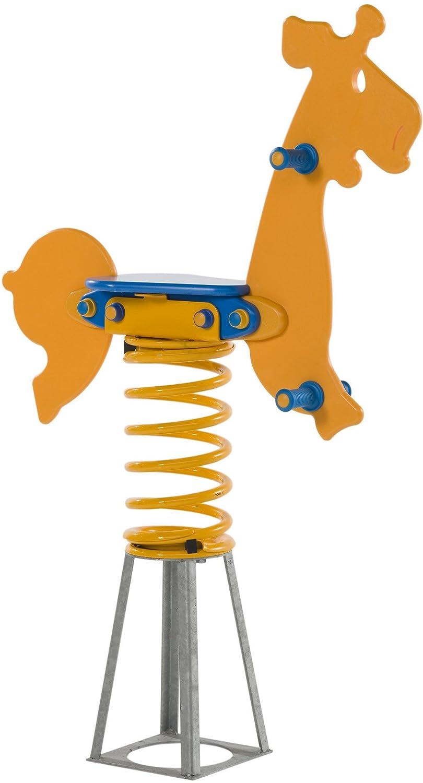 Federtier Giraffe – Schaukelpferd Wipppferd jetzt bestellen