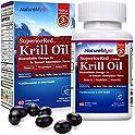 NatureMyst 1250mg Grade Krill Oil