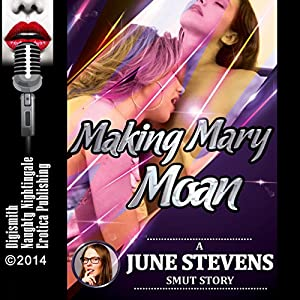 Making Mary Moan Audiobook