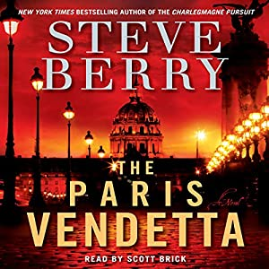 The Paris Vendetta Audiobook