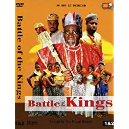 Battle of the Kings (Sequel to The Royal Brides)
