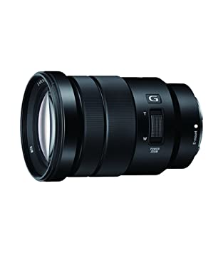 Sony Alpha Cam Lens 18x105 For E-mount at amazon