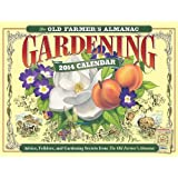 The Old Farmer's Almanac 2014 Gardening Calendar