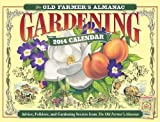 img - for The Old Farmer's Almanac 2014 Gardening Calendar book / textbook / text book