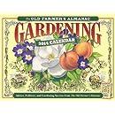 The Old Farmer's Almanac 2014 Gardening Calendar