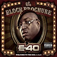 E-40 - The Block Brochure: Welcome To the Soil 1,2, and 3