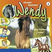 Das Fohlen Trolle (Wendy 6)   H. G. Francis