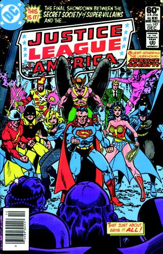 Justice League of America by George Perez, Vol. 1 (DC Comics Classic Library)