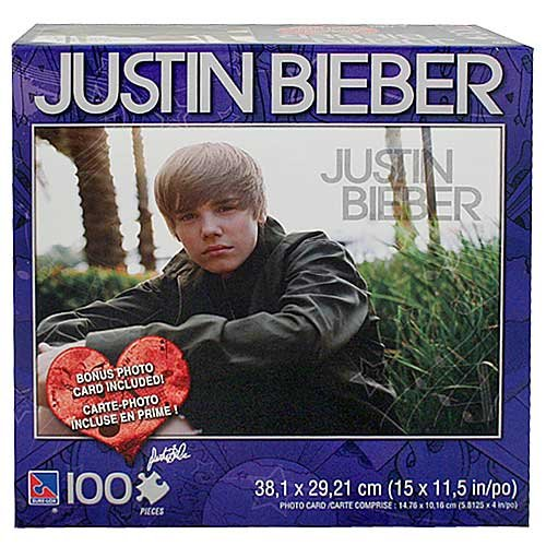 Buy Low Price Justin Bieber Justin Bieber Poster Puzzle 300
