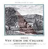 2012 Bonny Doon Vineyard Vin Gris de Cigare 750 mL