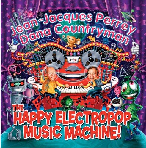 Jean Jacques Perrey - Happy Electropop Music Machine - Zortam Music