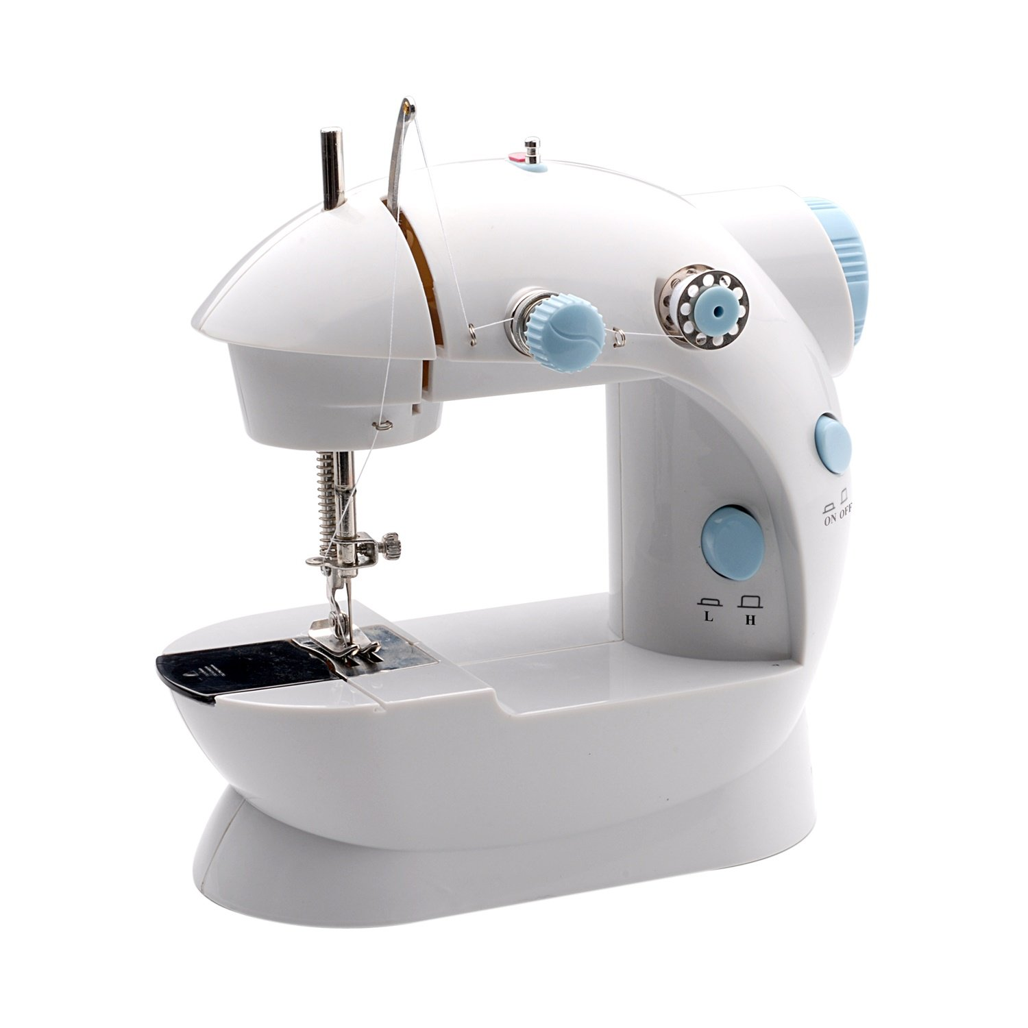 Portable Mini 2-speed Sewing Machine