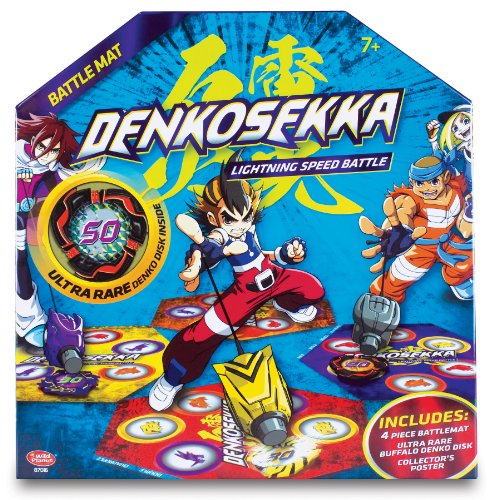 Denko Sekka Battle Mat - 1